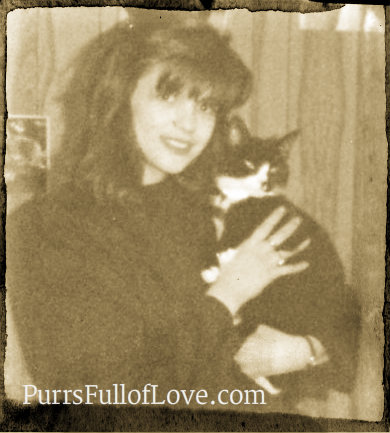Sweet Suzy and Me in the late 80s.