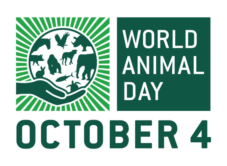 World Animal Day 2016